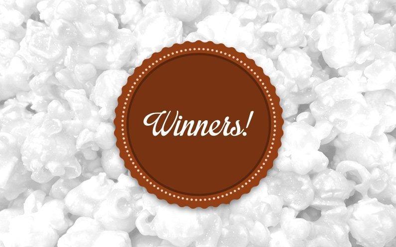 Announcing Our February Raffle Winners!