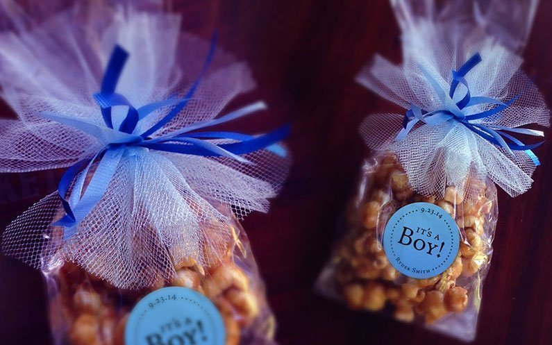 Now Offering Personalized Party Favors!
